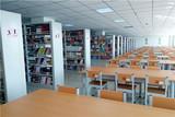 馆藏丰富的图书阅览室